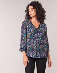 Textiel Dames Tops / Blousjes Vero Moda VMBECKY Multicolour