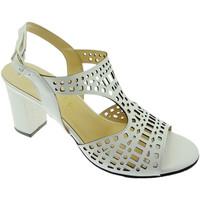 Schoenen Dames Sandalen / Open schoenen Soffice Sogno SOSO8130bi bianco