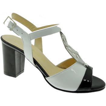 Schoenen Dames Sandalen / Open schoenen Soffice Sogno SOSO8133bi bianco