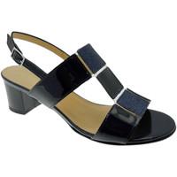 Schoenen Dames Sandalen / Open schoenen Soffice Sogno SOSO9420bl blu