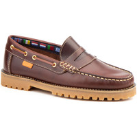Schoenen Heren Mocassins Keelan 58675 BROWN