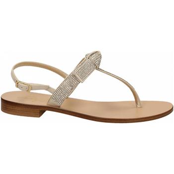 Schoenen Dames Sandalen / Open schoenen Soleae SANDALI BASSI rosa-antico-camoscio