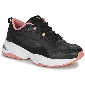 Schoenen Dames Lage sneakers Puma WNS CILIA LUX N Zwart
