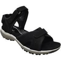 Schoenen Dames Sandalen / Open schoenen Romika Westland Olivia 07 Zwart