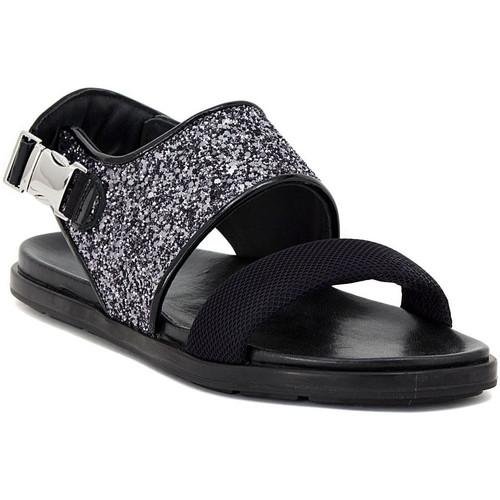 Schoenen Dames Sandalen / Open schoenen Carmens Padova GLITTER FUMO Multicolore