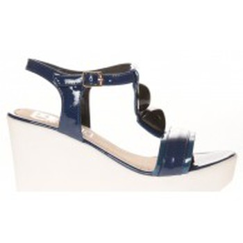 Schoenen Dames Sandalen / Open schoenen Cassis Côte d'Azur Sandales Orso Bleu marine Blauw