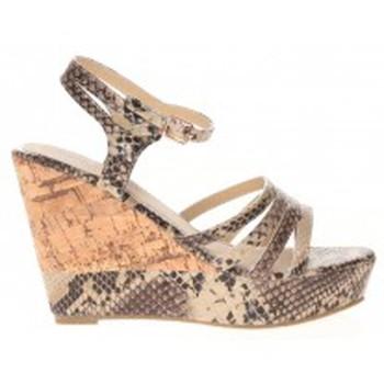 Schoenen Dames Sandalen / Open schoenen Cassis Côte d'Azur Sandales Manakine Beige Beige