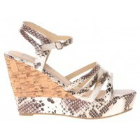 Schoenen Dames Sandalen / Open schoenen Cassis Côte d'Azur Sandales Manakine Blanc Wit