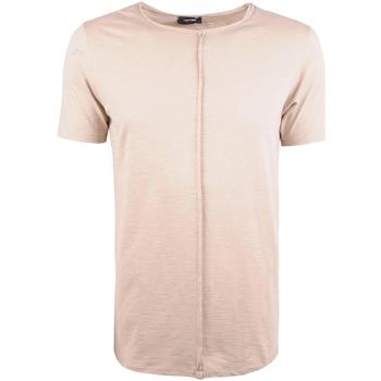Textiel Heren T-shirts korte mouwen Xagon Man  Beige