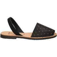 Schoenen Dames Sandalen / Open schoenen Ria VELVET BLANCO negro