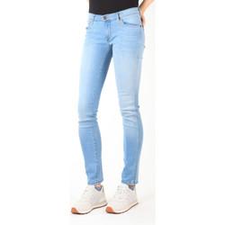 Textiel Dames Skinny jeans Wrangler Jeans  Blue Trace W22TF729D