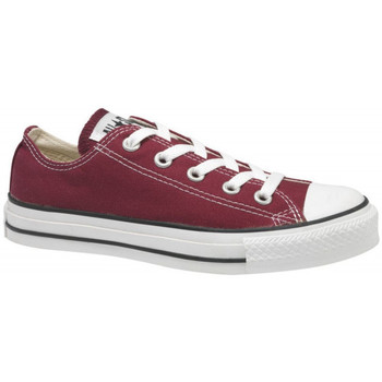 Schoenen Heren Lage sneakers Converse Chuck taylor all star ox Bordeau