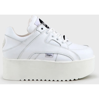 Schoenen Dames Hoge sneakers Buffalo 1330-6 Wit