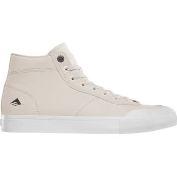 Schoenen Heren Skateschoenen Emerica Indicator High White/white