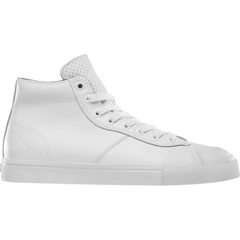 Schoenen Heren Skateschoenen Emerica Indicator High White/print