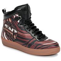 Schoenen Heren Hoge sneakers Roberto Cavalli 8343 Multi