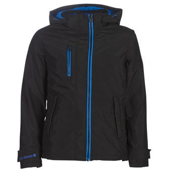 Textiel Heren Wind jackets Jack & Jones JCOBRUCE Zwart