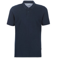 Textiel Heren Polo's korte mouwen Jack & Jones JJEBASIC Marine