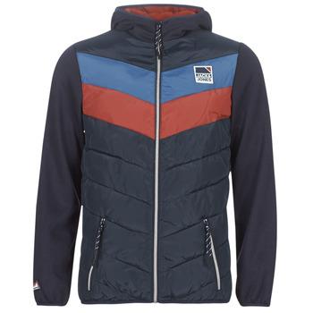 Textiel Heren Wind jackets Jack & Jones JORJASPER Marine / Rood