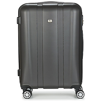 Tassen Valise Rigide David Jones CHAUVETTO 72L Grijs