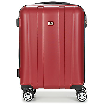 Tassen Valise Rigide David Jones CHAUVETTO 40L Rood