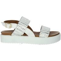 Schoenen Dames Sandalen / Open schoenen Donna Style 19-537 White