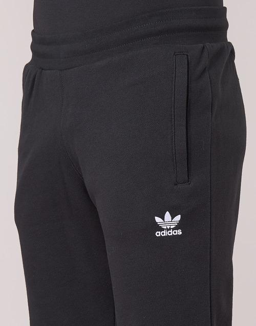 Adidas Originals Trefoil Pant Zwart - Gratis Levering To6XXK