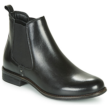 Schoenen Dames Laarzen André MAGIC Zwart