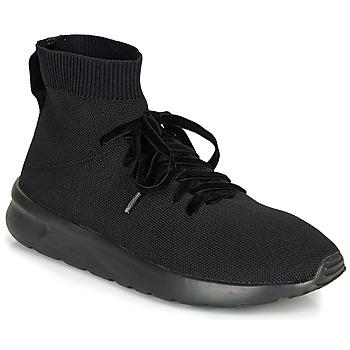 Schoenen Dames Hoge sneakers André BOGOTA Zwart