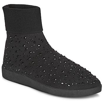 Schoenen Dames Hoge sneakers André BAYA Zwart