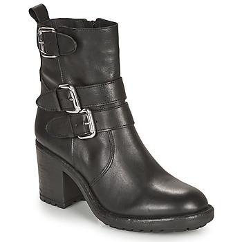 Schoenen Dames Laarzen André NASHUA Zwart