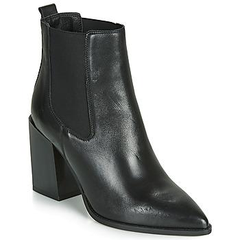 Schoenen Dames Laarzen André NINETTE Zwart
