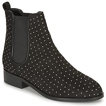 Schoenen Dames Laarzen André LOULLA Zwart