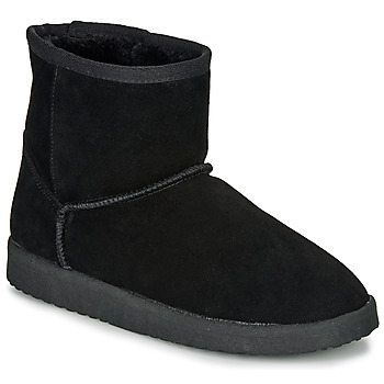 Schoenen Dames Laarzen André TOUSNOW Zwart