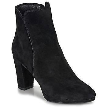 Schoenen Dames Hoge laarzen André LEGENDAIRE Zwart