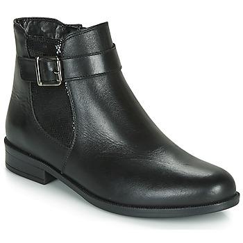 Schoenen Dames Laarzen André ESMERALDA Zwart