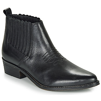 Schoenen Dames Laarzen André MANA Zwart