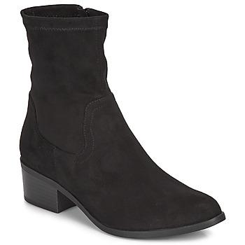 Schoenen Dames Laarzen André NITOUCHE Zwart