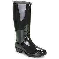 Schoenen Dames Hoge laarzen André BALIA Zwart