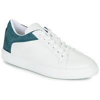 Schoenen Dames Lage sneakers André BAILA Groen