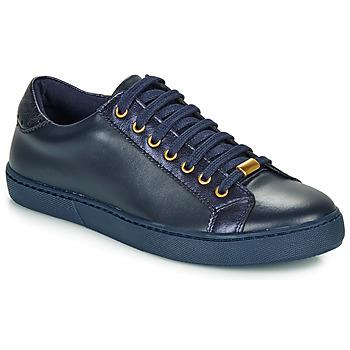 Schoenen Dames Lage sneakers André BERKELEY Blauw