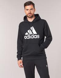 Textiel Heren Sweaters / Sweatshirts adidas Performance MH BOS PO FT Zwart