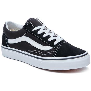 Schoenen Kinderen Skateschoenen Vans Old skool Zwart