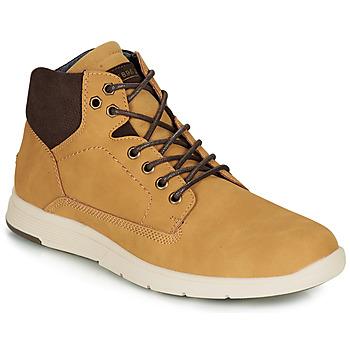 Schoenen Heren Hoge sneakers André AVONDALE Camel
