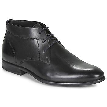 Schoenen Heren Laarzen André NEZIA Zwart