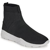 Schoenen Heren Hoge sneakers André LUNAIRE Zwart