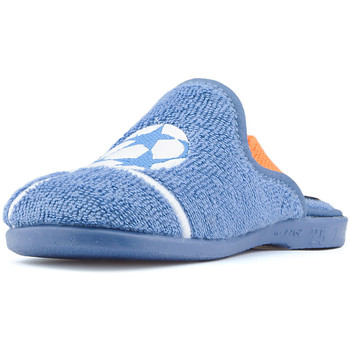 Schoenen Jongens Babyslofjes Vulladi VULLADIOVERZICHT AZAFATA PORTERO BLUE