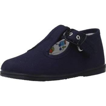 Schoenen Jongens Sloffen Vulladi 727 051 Blauw