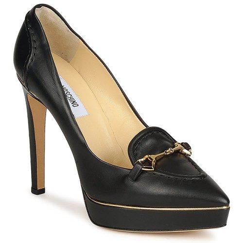 Schoenen Dames pumps Moschino MA1003 Zwart