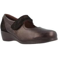 Schoenen Dames Derby & Klassiek Pinoso's 6729 Bruin